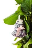 Bell handmade toy — Stock fotografie