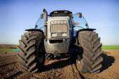 Agricultural tractor  — Stock Photo
