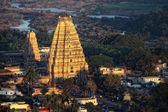 Viewpoint in Hampi — Stock Photo