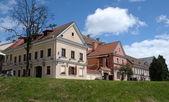 Urban landscape of Eastern Europe — Stock Photo
