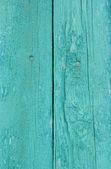 Wooden background aquamarine, green, celadon — Stock Photo