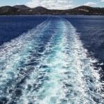 Mediterranean Sea  background — Stock Photo #66634747