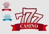 Casino gambling symbol — Stock Vector
