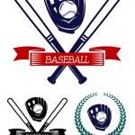 Baseball banners set — Stock Vector #54734075