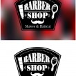 Barber Shop signs — Stock Vector #58182895