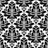 Bold seamless arabesque pattern — Stockvector