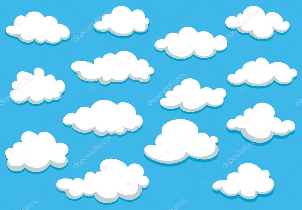cloud clipart background - photo #44