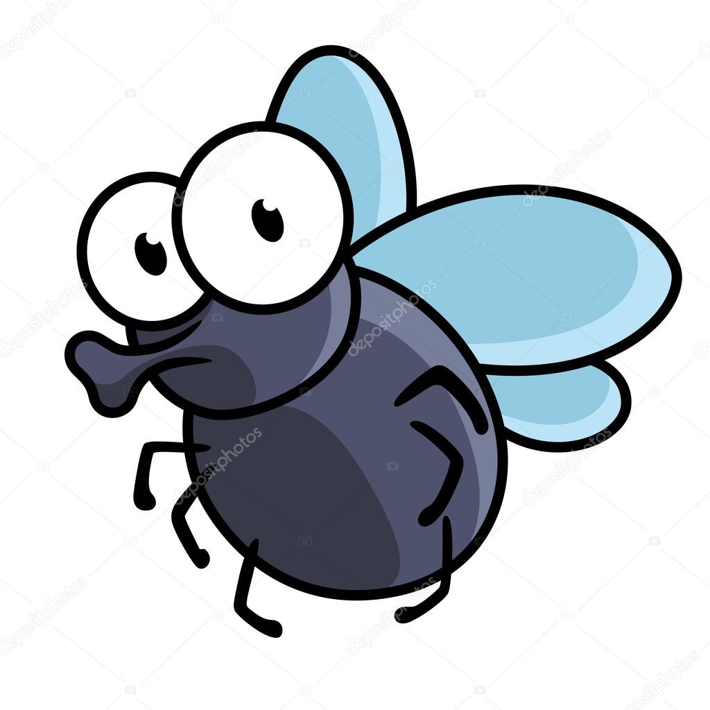animated fly clipart - photo #18