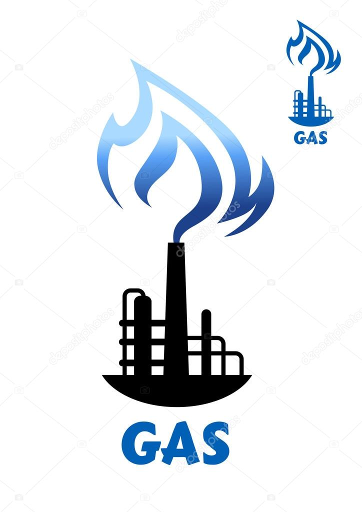 gas symbol vector images