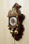 Antique clock — Foto de Stock