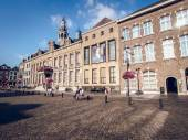 Day view of market square — Stock Photo
