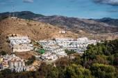 Neighborhood in Malaga. Andalusia, Spain — Stock Photo