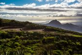 Beautiful landscape of Tenerife, Canary Islands. Spain — Foto de Stock