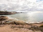 Picturesque view of El Duque and popular canarian resort Playa de Las Americas — Stock Photo
