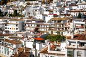 Charming little white village of Mijas. Costa del Sol, Andalusia — Stock Photo