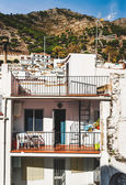 Houses in the white village of Mijas. Costa del Sol, Andalusia.  — Stock Photo