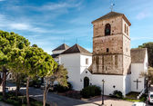 Church of the Imaculate Conception in Mijas — Stock Photo