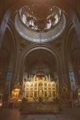 Inside of The Cathedral of the Holy Trinity — Stock Photo