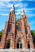 Saint Catharine Church in Eindhoven — Stock Photo