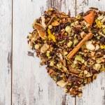 Herbal Tea Ingredients — Stock Photo #65360731