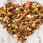 Herbal Tea Ingredients — Stock Photo #65360779