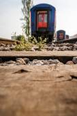 Railway Tracks Near Haydarpasa — Stock Photo