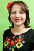 Happy Ukrainian — Stock Photo