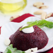 Beet salad with garlic — Stock Photo #60933623