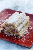 """Cake """"Monastic hut"""" — Stock Photo"""