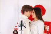 this is love — Stockfoto