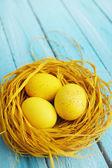Yellow nest    — Zdjęcie stockowe