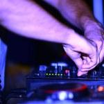 DJ Music night club — Stock Photo #55368701