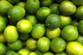 свежих спелых лаймов — Стоковое фото
