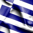 Greece waving flag — Stock Photo #70445183