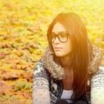 Beautiful girl portrait — Stock Photo #70453017