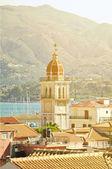 View at Zante church - Zakynthos Greece  — Stock Photo