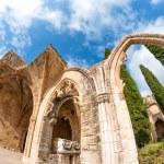 Archs at Bellapais Abbey. Kyrenia. Cyprus — Stock Photo #53807631