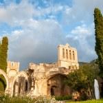 Bellapais, medieval Abbey near Kyrenia, Cyprus. — Stock Photo #55485387