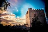 Kolossi, the medieval castle. Limassol. Cyprus — Stock Photo