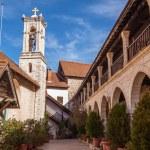 Chrysorrogiatissa Monastery. Cyprus, Paphos district — Stock Photo #68223863