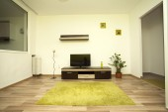 Interior da sala de estar moderna — Fotografia Stock