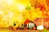 красивый осенний фон — Стоковое фото