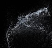 Water spatten — Stockfoto