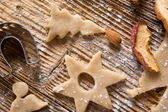 Tradition Christmas gingerbreads — Photo