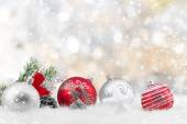 Abstract Christmas background — Zdjęcie stockowe