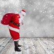 Christmas Santa Claus — Stock Photo #59212801