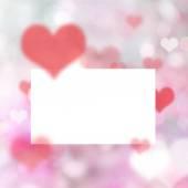 Valentine's day background — Stock Photo
