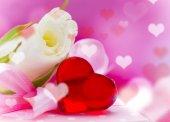 Valentin day background — Φωτογραφία Αρχείου