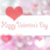 Valentin day background — Foto Stock