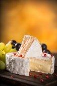 Camembert cheese — Stock Photo